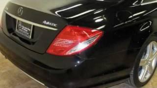 2009 Mercedes Benz CL550 4MATIC Videos