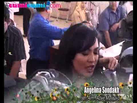 Angelina Sondakh Berharap Nazarudin Pulang - Cumicumi.com