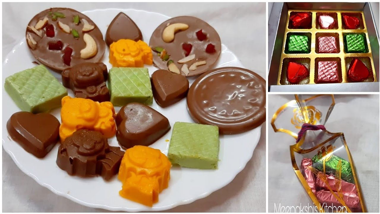 Chocolate Making - How To Start Chocolate Business | Homemade Chocolate Making in Different Flavours