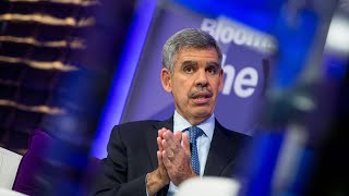 El-Erian Says U.S. Recovery Slowing, Not 'Moving Backwards'