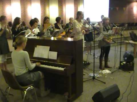 Gemeentedag 2011 Sing-in: Breng dank aan de Eeuwige
