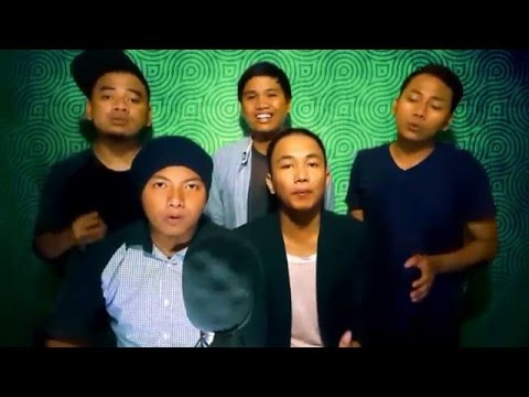 Terlatih Patah Hati - The Rain feat Endank Soekamti (Acapella Cover by Easycapella)