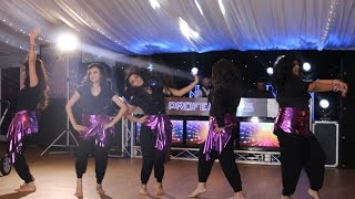 Awesome Bollywood Indian Wedding Dance at Reception by GohilCrew October 2014