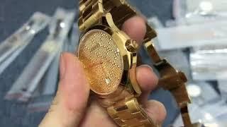 Gucci G-timeless Gold Dial Quartz Unisex Watch YA126461