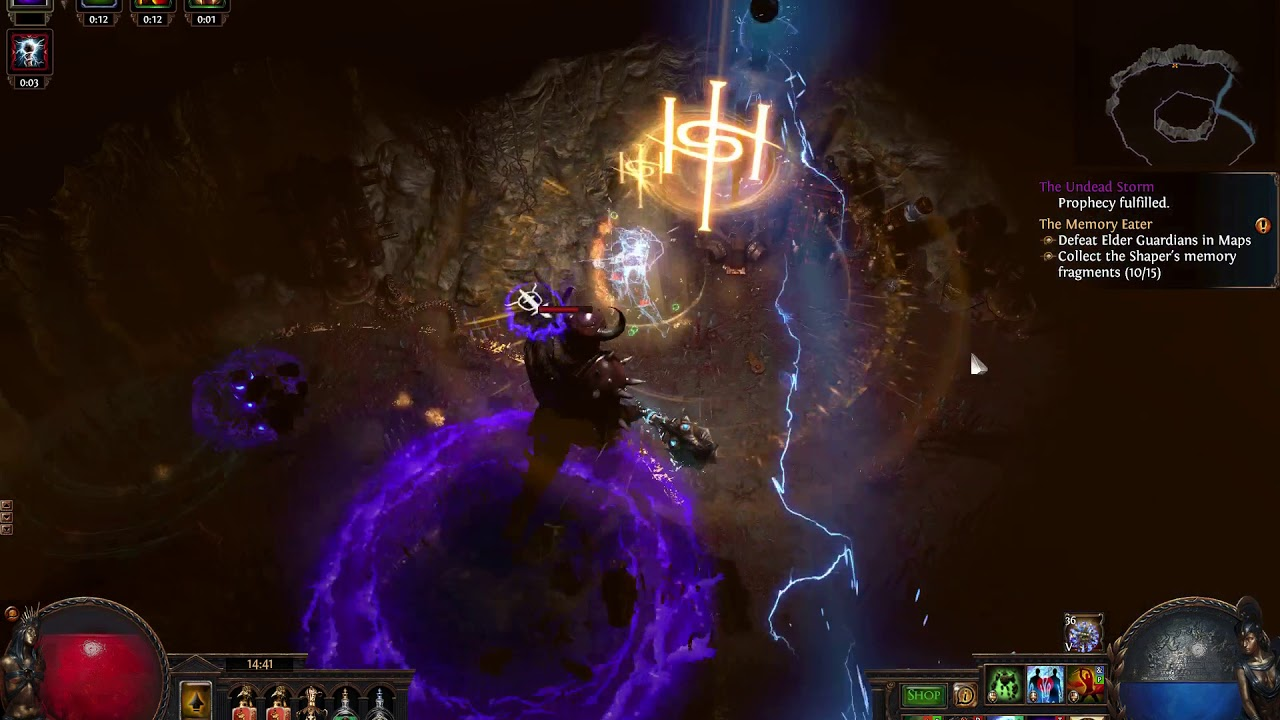 Vaal pact ghost reaver