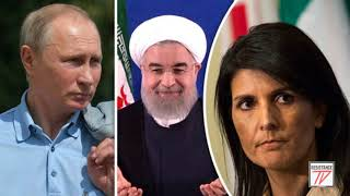 Nikki Haley AMENAZA a Putin,