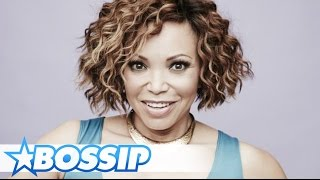 Repeat youtube video Tisha Campbell Martin Reveals Tommy's Job   Don't Be Scared