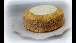 рецепты домашней кухни Как приготовить торт к чаю от Валентины лучший рецепт