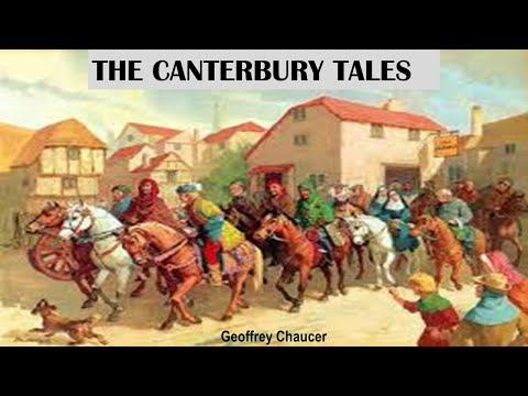 learn-english-through-story---the-canterbury-tales-by-geoffrey-chaucer-(elementary)