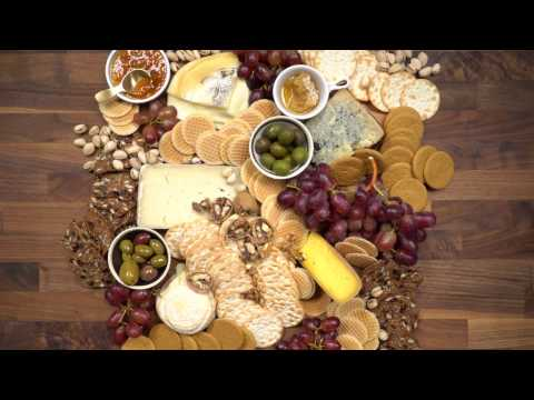 How to Make a Giant Party Platter | How To: Kitchen | Real Simple