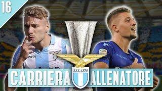 PAZZESCA FINALE DI EUROPA LEAGUE! - E16 - FIFA 18 Carriera Allenatore Lazio [ITA]