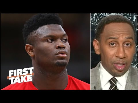 Stephen A. questions whether the Pelicans want to win after limiting Zion vs. the Jazz | First Take