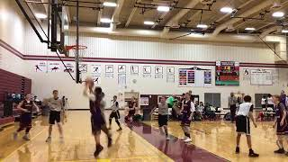 Detroit Family wins 62-53 over WM Lakers - Boys Spartan Classic