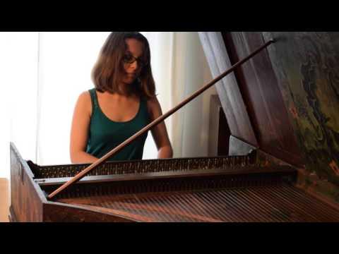 Marin Marais - Prélude de la Suite en si mineur, Marie van Rhijn (clavecin)