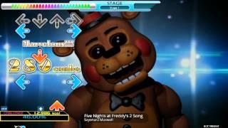 Stepmania - Five Nights at Freddy's 2 Song by Sayonara Maxwell