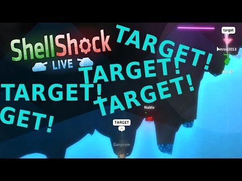 TARGET TARGET TARGET   ShellShock Live #262   [HD+]