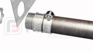 РКНХ(РКНХ. Муфты вводные с крепежным хомутом для металлорукава и трубы., 2012-07-06T06:24:26.000Z)