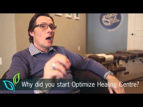 Chiropractor Port Elgin Optimize Healing Centre Services Offered