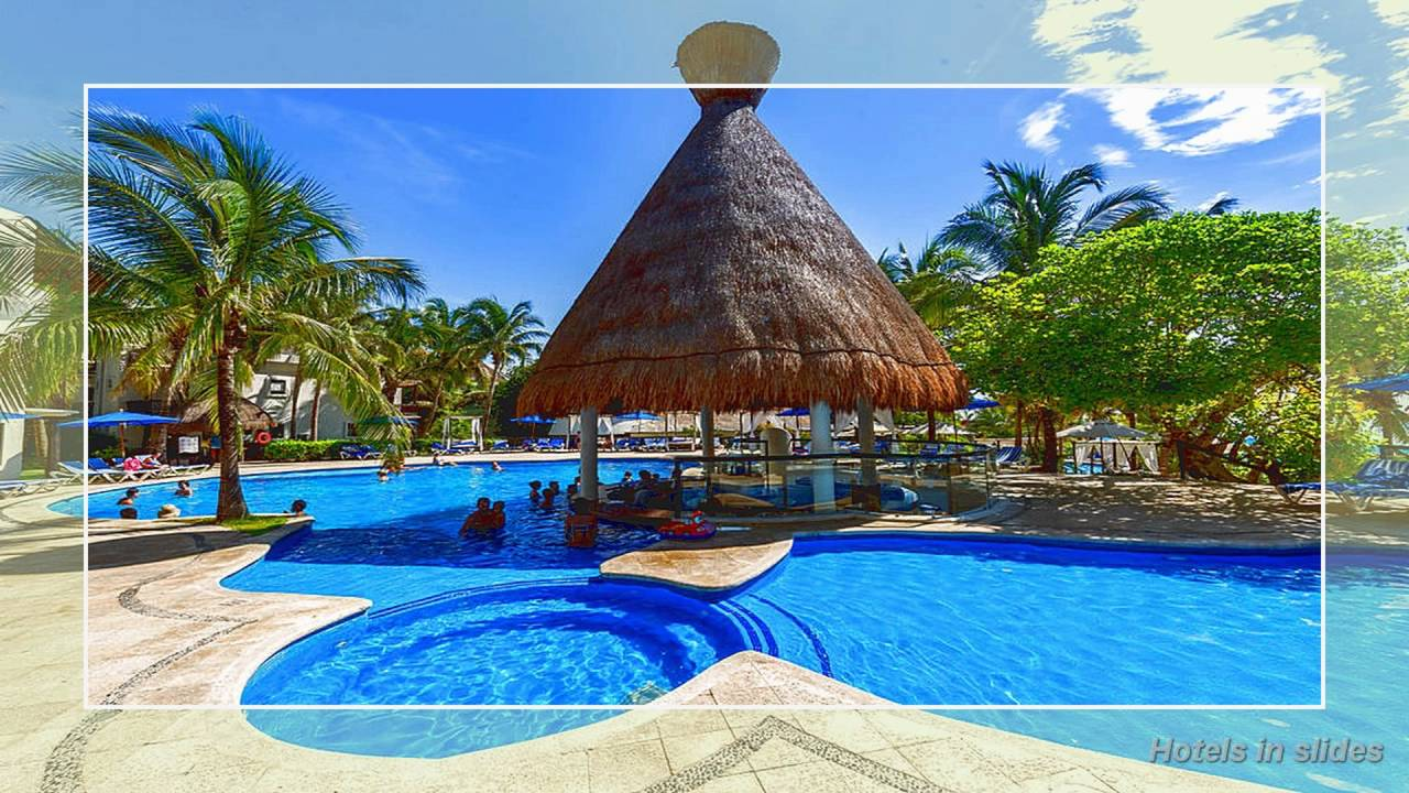 The Reef Playacar All Inclusive Beach Resort Playa Del Carmen Quintana Roo Mexico