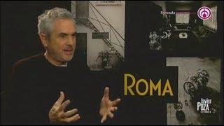 ROMA no se iba a llamar así; el título fue un accidente: Cuarón