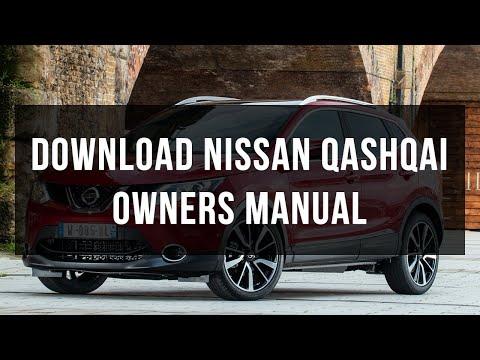 Download Nissan Qashqai owners manual