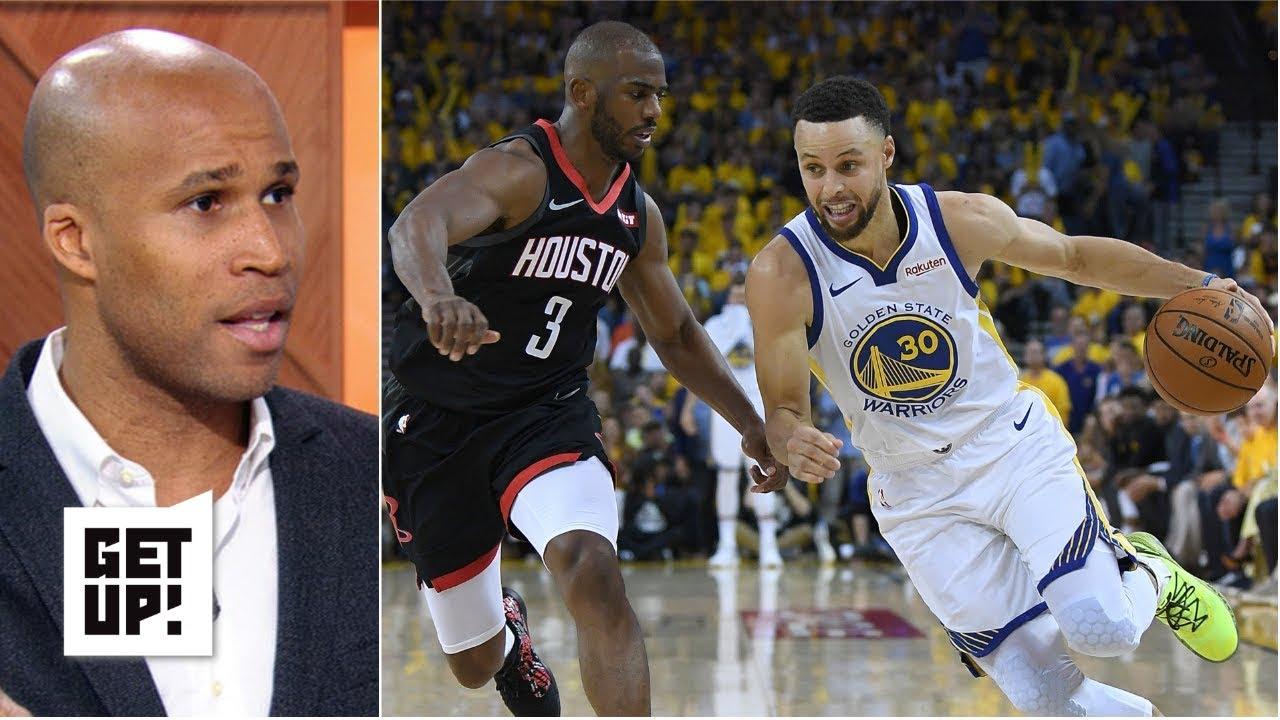 Warriors vs. Rockets series 'is now over' – Richard Jefferson | Get Up!