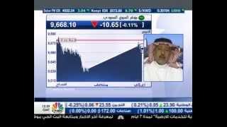 مؤشر الأسهم السعودية في مسار افقي للأسبوع الخامس وسط ضعف السيولة