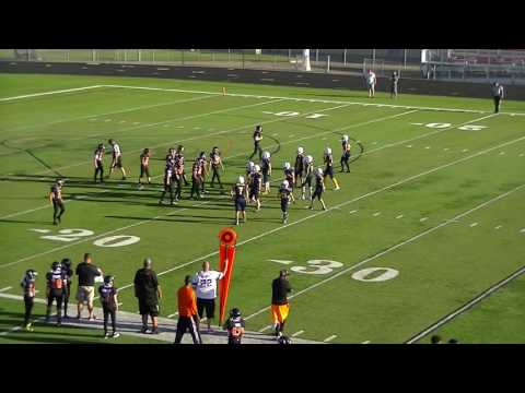 Osseo Football Association 2016 7th and 8th grade Game 1C