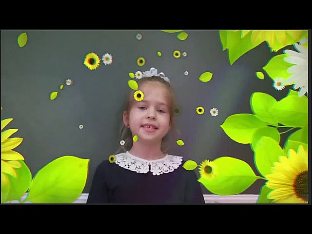 Изображение предпросмотра прочтения – КристинаБогуславская читает произведение «Весна» (Пляцковский Михаил)