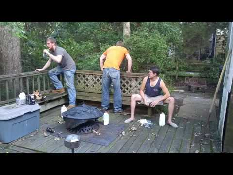 World's Hottest! 3 Va guys take the Carolina Reaper challenge