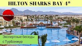 Бюджетные отели в Шарм эль Шейхе HILTON SHARKS BAY 4 Экспертные беседы с ТурБонжур