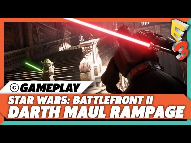 Star Wars: Battlefront II Video 1
