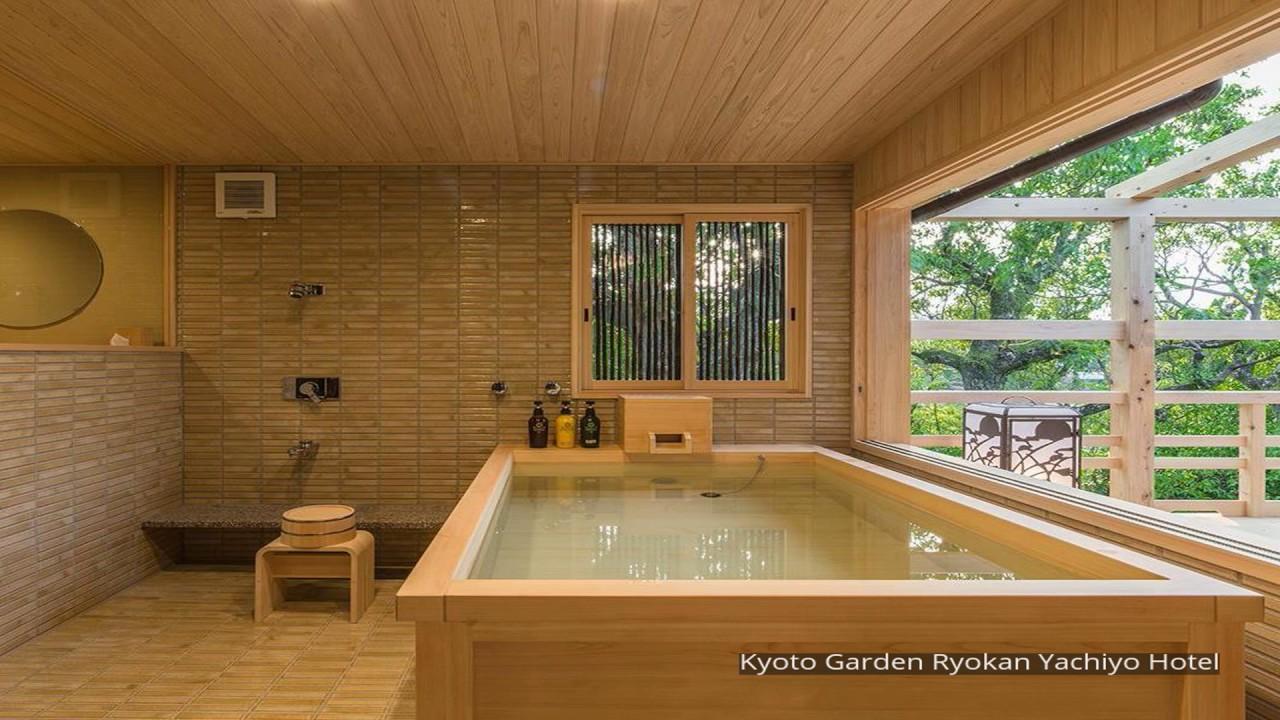 Kyoto Garden Ryokan Yachiyo Hotel YouTube