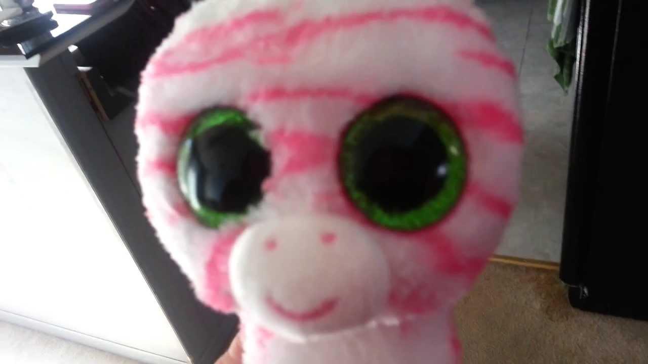 Beanie Boo Videos Cutie Juliet