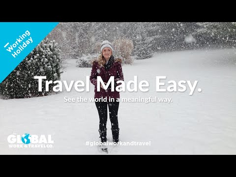 Work & Travel Canada with Rachel - The Global Work & Travel Co. Reviews