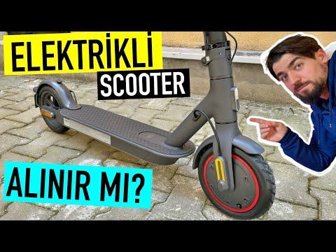 XİAOMİ Mİ PRO 2 ELEKTRİK SCOOTER EN DETAYLI İNCELEME ! / YOKUŞ TESTİ