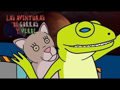 Las Aventuras de Garras y Verde - Trailer