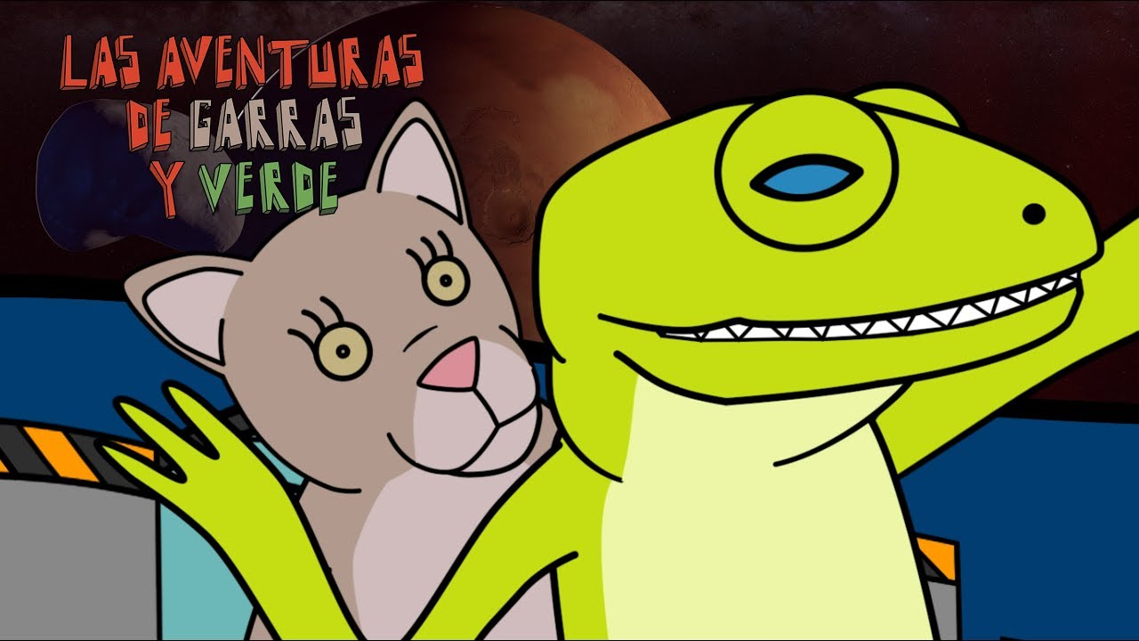 Trailer de 'Las aventuras de Garras y Verde