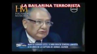 La niña de los ojos del terrorista Abimael Guzmán Reynoso, Maritza Garrido Lecca