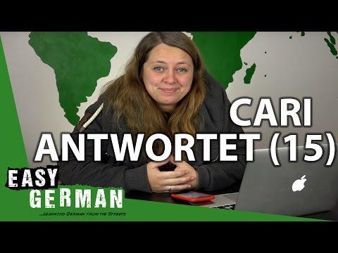 Cari antwortet (15) - Flüchtlinge in Deutschland | Deutsches Gesundheitssystem | schon