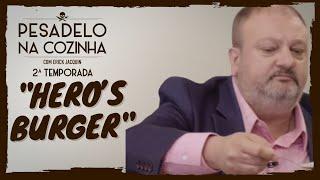 Pesadelo na Cozinha: Hero's Burger – Parte 1