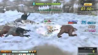 [ドラゴニカ]ストライカー 熊の爪鉱山F6