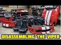 Rebuilding a Wrecked 2017 Dodge Viper GT Part 3