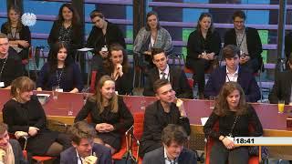 Gedenken: Jugendliche begegnen Auschwitz-Überlebenden