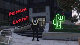 PRIMEROS PASOS EN GTA V CON SCUTERS!!