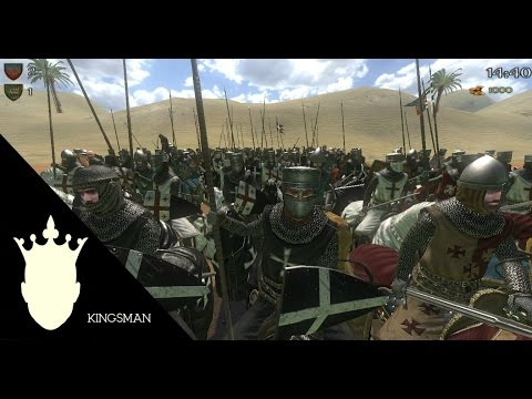 The Battle of Jerusalem - Mount & Blade Rise and Fall