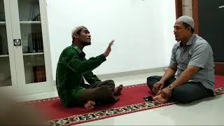 Cara belajar irama Adzan masjid Madinah oleh : Fakhrurrazi sabir & ust Usman Ahmad