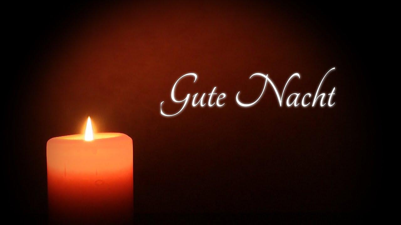 Gedicht Gute Nacht Von Christian Riechel