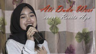 Download lagu ATI DUDU WESI - Didi kempot Feat Happy Asmara # cover : Revita Ayu CONTESSA music