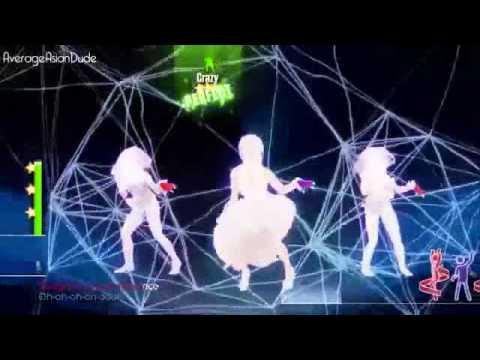 Just Dance 2015 Bad Romance (In Reverse)
